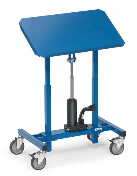 Fetra 3286 Materialständer, höhenverstellbar, neigbar, 250 kg