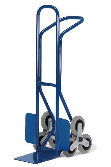 ROLLCART 20-9893 Junior-Treppenkarre 3er-Stern, 150 kg Tragkraft