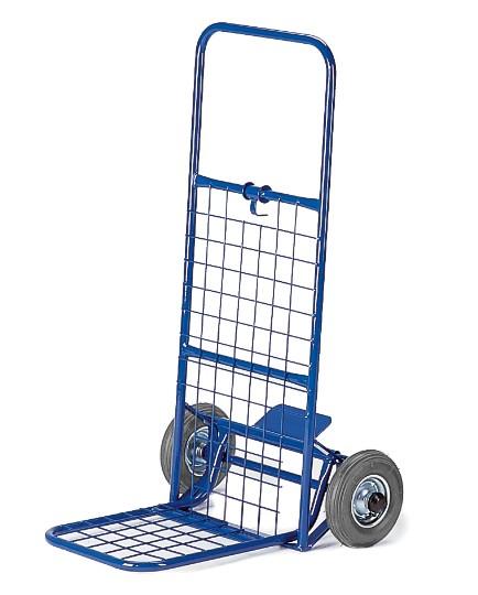 ROLLCART Paketroller Gitter, 150 kg Tragkraft