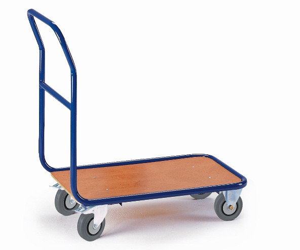 ROLLCART Magazinwagen/Querrohr