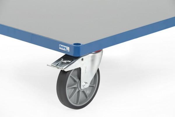 Fetra Hart-PVC-Ladefläche für MULTIVARIO-Transporter
