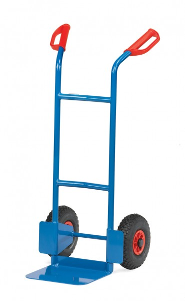 Fetra Stahlrohrkarren 200 kg, Höhe 1150 mm