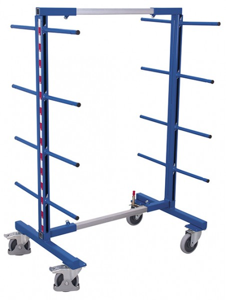 VARIOfit Tragarmwagen zweiseitig, ab 440 mm Breite