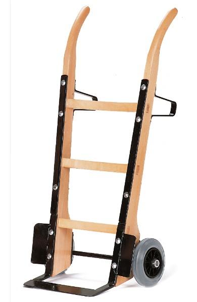 ROLLCART Holzsackkarre -121-, 250 kg Tragkraft