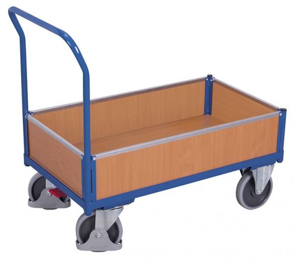 VARIOfit Kastenwagen mit Holz, Baukasten-System, EasySTOP