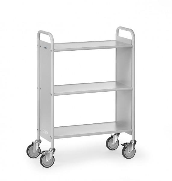 Fetra 4870 Bürowagen mit drei Böden, 150 kg