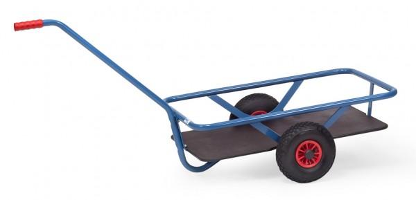 Fetra Leichter Handwagen mit Boden, 200 kg