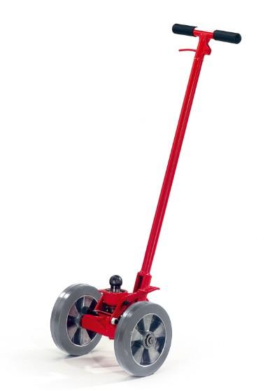 ROLLCART Hebelroller 1000kg/1500 kg/2000-3000 kg Tragkraft