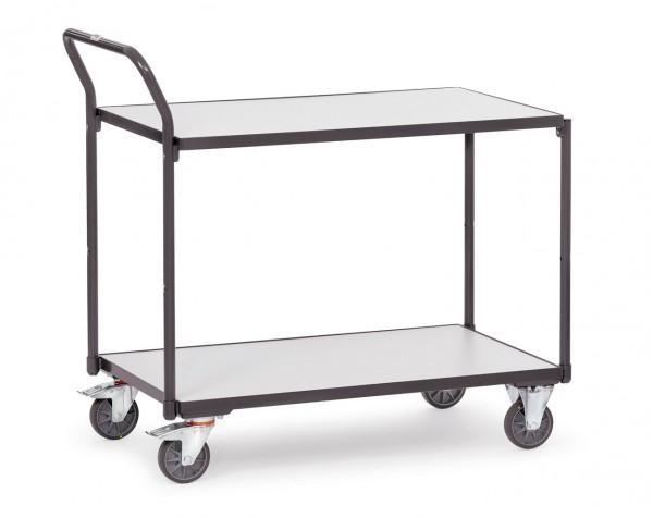 Fetra ESD-Tischwagen mit zwei Böden, 300 kg