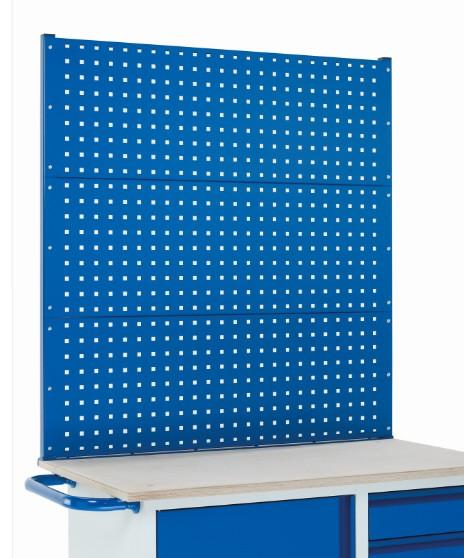 ROLLCART 07-4404 Lochplatten - Multiwand, 3 Modullochplatten