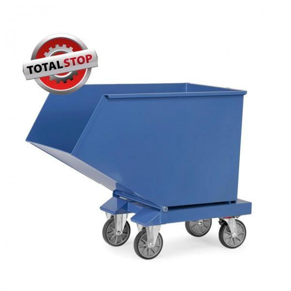 Fetra Muldenkipper, 750 kg, 450 Liter, TOTALSTOP