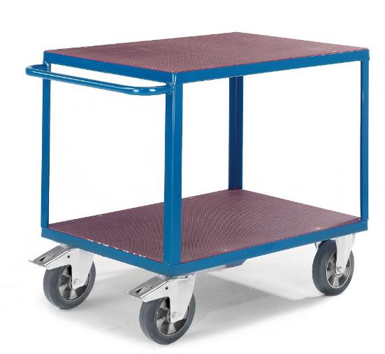 ROLLCART Tischwagen 1000 kg, 1200 kg Tragkraft