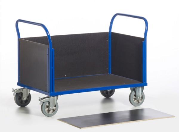 ROLLCART Vierwandwagen 1200 kg Tragkraft