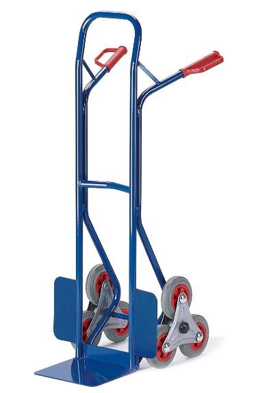 ROLLCART 20-9833 Treppenkarre 3er-Stern, 150 kg Tragkraft
