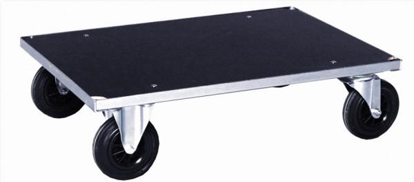 ROLLCART Plattformwagen, verzinkt, 500 kg Tragkraft