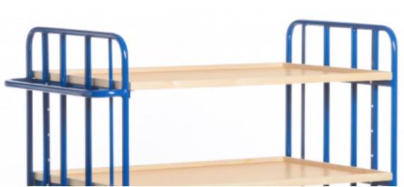ROLLCART R08-7362K Etagenböden zu Etagenwagen/Kästen für Artikel 08-7362
