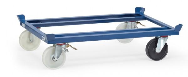 Fetra Paletten-Fahrgestell für Routenzüge, 1050 kg