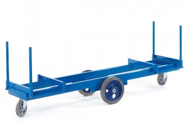 ROLLCART Langmaterialwagen, 2000 kg Tragkraft