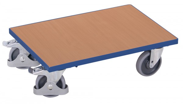 VARIOfit sw-410.009 Euro-System-Roller mit Boden, 250 kg