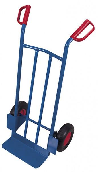 VARIOfit Stahlrohrkarre, 250 kg, Höhe 1100 mm