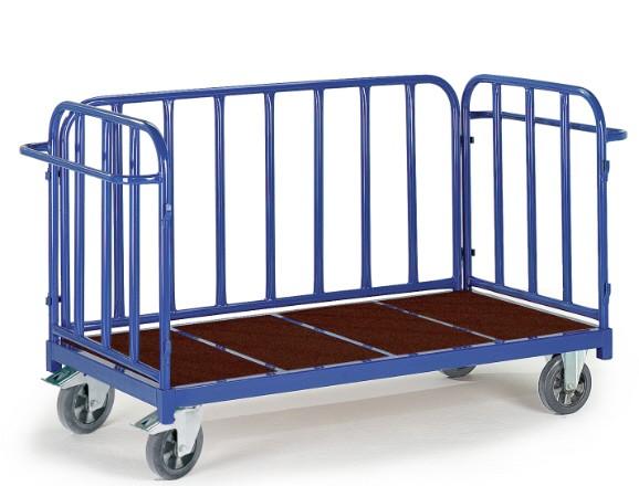 ROLLCART Dreiwandwagen, 1200 kg Tragkraft