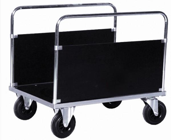 ROLLCART Zweiwandwagen verzinkt, 500 kg Tragkraft