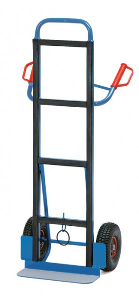 Fetra 11042 mittelschwere Gerätekarre, 350 kg, hohe Ausführung