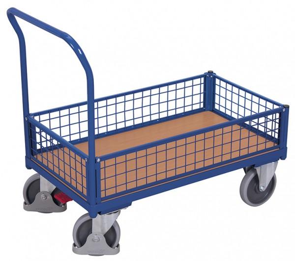 VARIOfit Kastenwagen mit Draht, Baukasten-System, EasySTOP