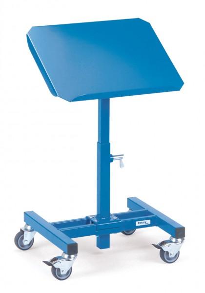 Fetra Materialständer, höhenverstellbar, neigbar, 150 kg
