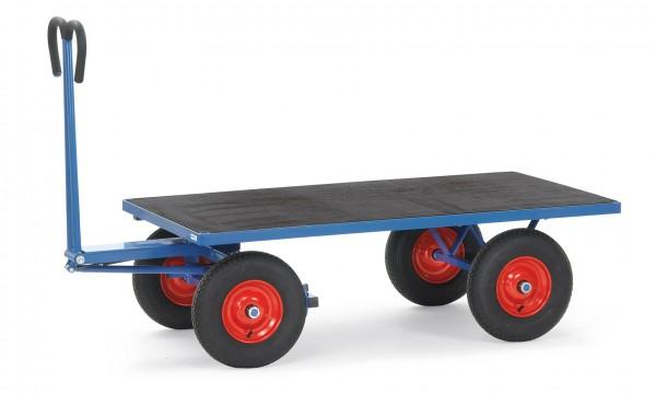 Fetra Handpritschenwagen mit Plattform, bis 1250 kg