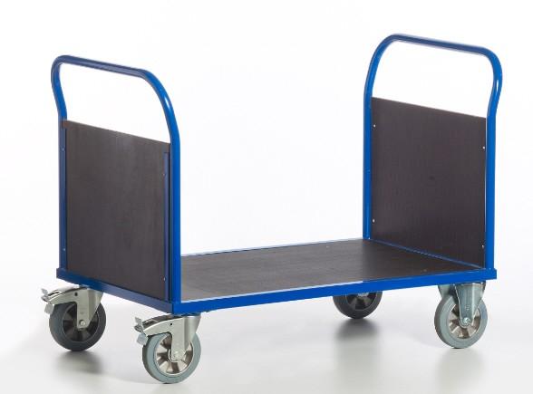 ROLLCART Doppelstirnwandwagen 1200 kg Tragkraft