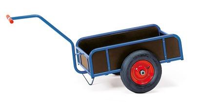 Fetra Handwagen 1-Achser, vier Wände, bis 400 kg