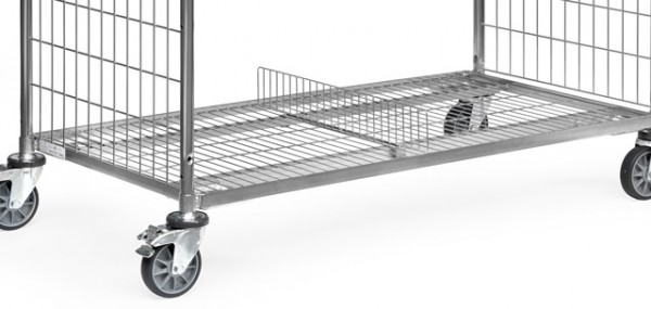 Fetra Trenngitter für Fahrrahmenboden