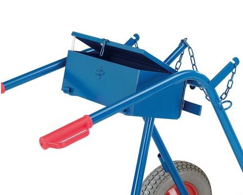 ROLLCART 17-0001 Werkzeugkasten mit Deckel