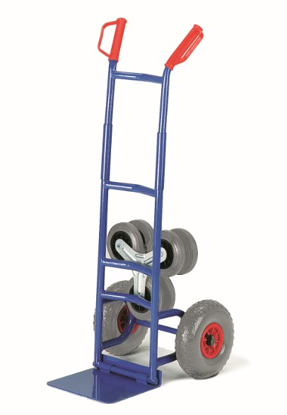 ROLLCART 20-9854 Klapp-Treppenkarre Wechselräder