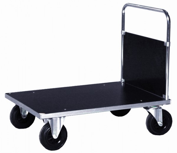ROLLCART Stirnwandwagen verzinkt, 500 kg Tragkraft