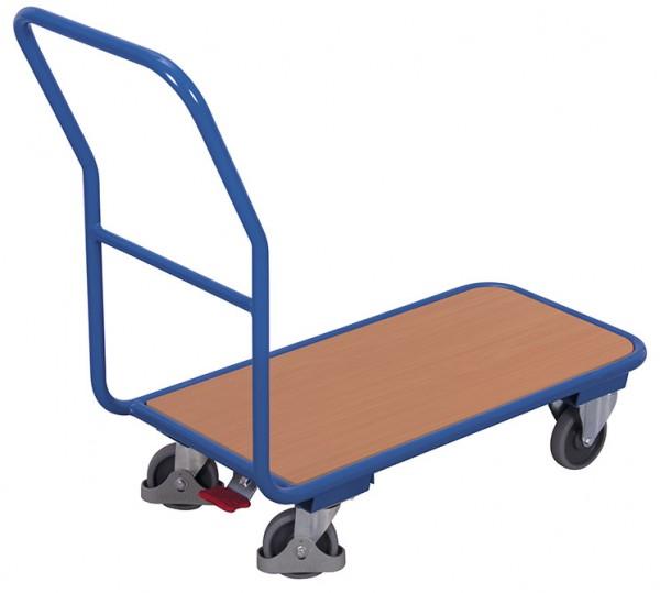 VARIOfit Magazinwagen, EasySTOP, 200 kg Tragkraft
