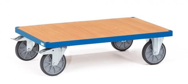 Fetra Basiswagen mit Holzplattform bis 600 kg