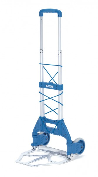 Fetra 1730 Paketroller, 50 kg, Höhe 1030 mm, klappbar