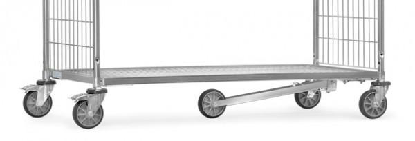 Fetra Spurrolle für Kommissionierwagen