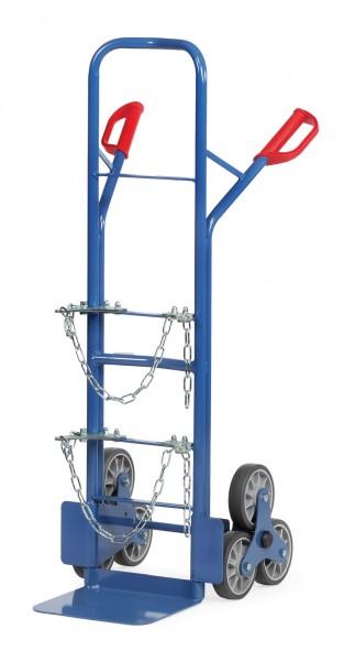 Fetra 51325 Stahlflaschen-Treppenkarre