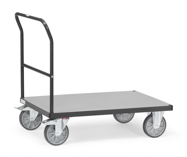 """Fetra Schiebebügelwagen """"GREY EDITION"""" bis 600 kg, mit Schiebebügel"""