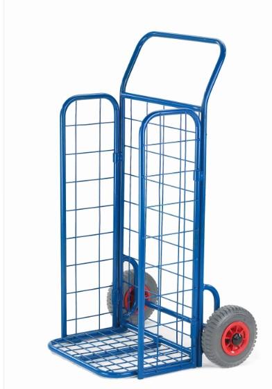 ROLLCART SCH22-1001 Gitterklappkarre, 150 kg Tragkraft