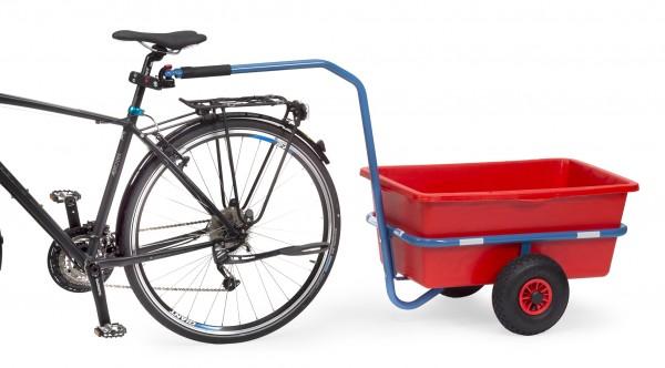 Fetra 1297 Fahrradkupplung mit Deichsel