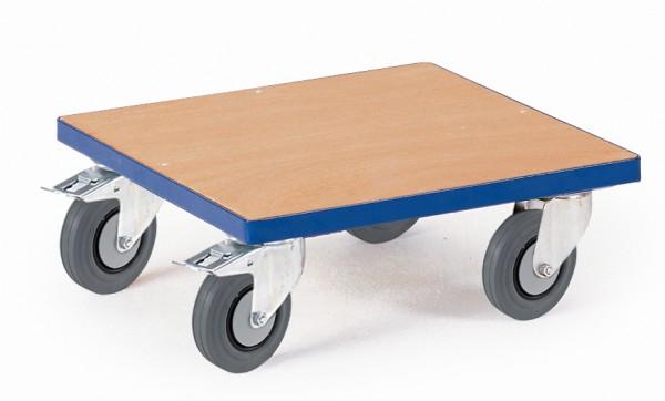 ROLLCART 03-4015 Kistenroller mit Holzladefläche