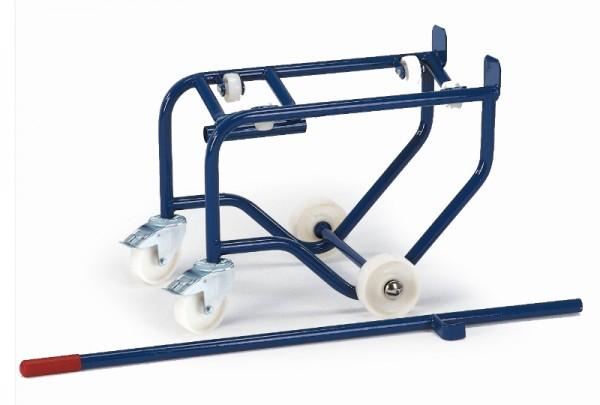 ROLLCART 18-3100 Fasskipper, 50-100 Liter, Polyamid-Rollen