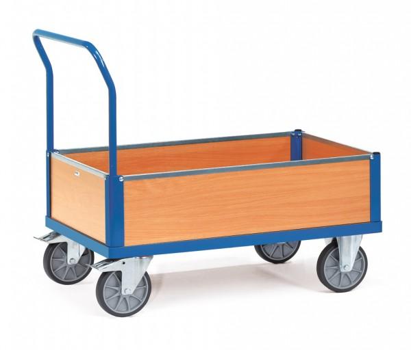 Fetra Kastenwagen aus Holz bis 600 kg