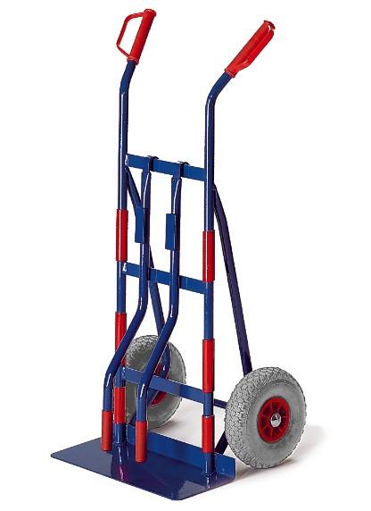 ROLLCART Gerätekarre Rohrholme, 250 kg Tragkraft
