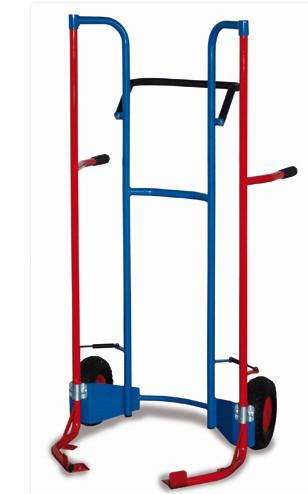 ROLLCART Reifenkarre mit Hebelsystem, 240 kg Tragkraft