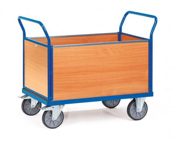 Fetra Vierwandwagen aus Holz bis 600 kg